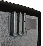 "<span class=""in-stock""></span>Gun Storage Solutions Magnetic Magazine Clip Mount"