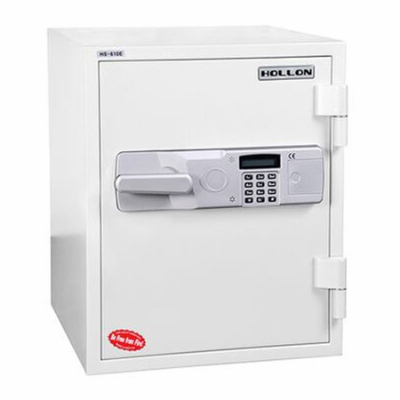 Hollon HS-610E 2 Hour Fireproof Office Safe