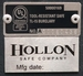 Hollon PM-1014 (Mighty Mouse) TL-15, Jewelry safe, factory 2nd.