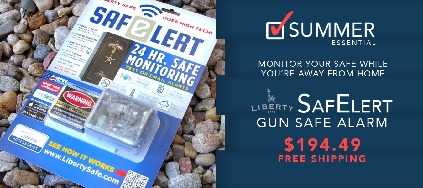 Liberty Gun Safe Alarm SafElert