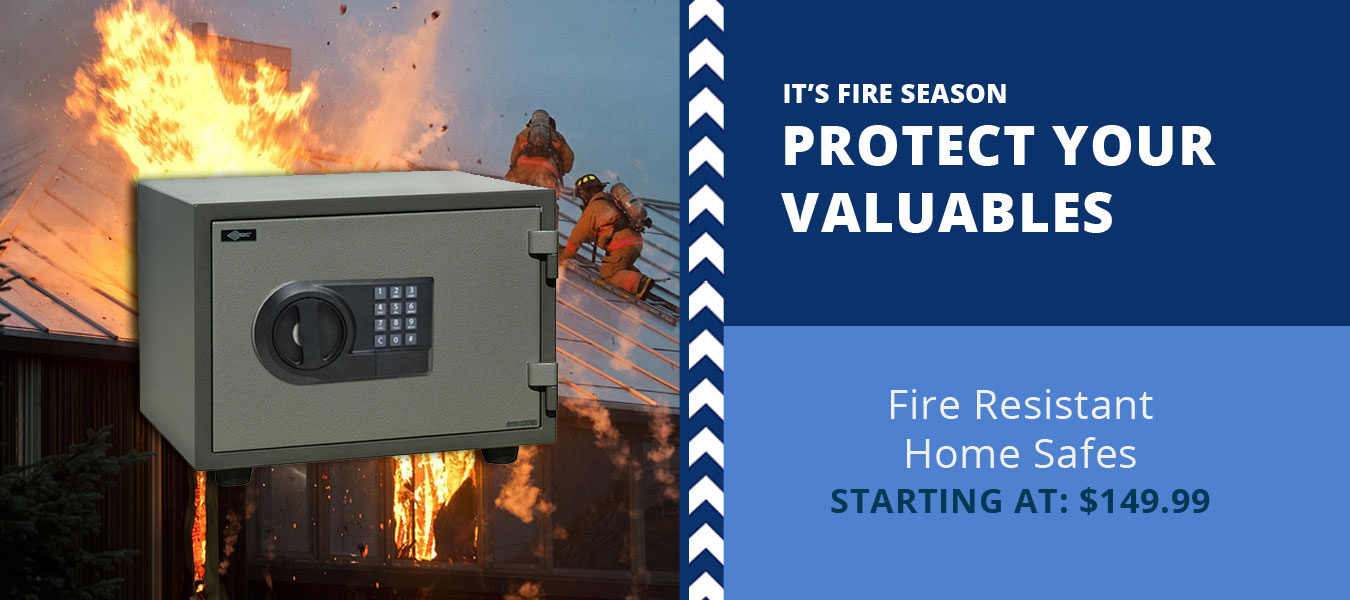 Fire Resistant Home Safes