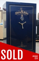 Liberty Lincoln 35 Gun safe used