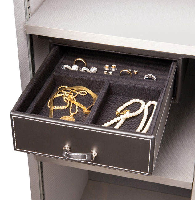 Liberty Safe S Under Shelf Jewelry Drawers Gun Safe