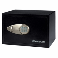 "<span class=""in-stock""></span>Sentry X055 Handgun Safe And Strong Box"