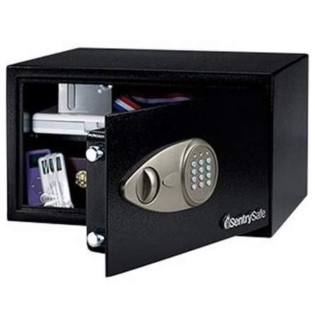 Sentry X105 Handgun Safe And Strong Box Part 81