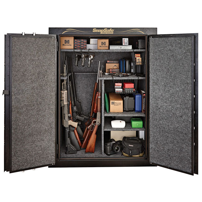 Snapsafe super titan xxl double door modular gun safe - Are modular homes safe ...
