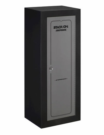 Stack-On Ammo Security Cabinet with Reinforced Shelves