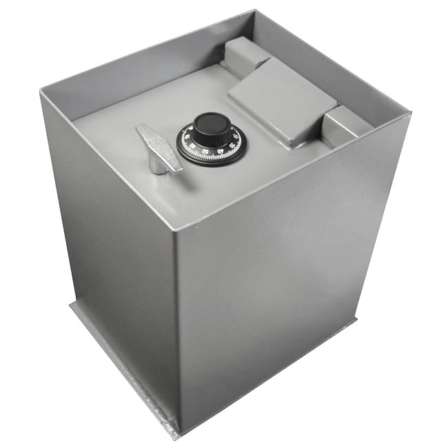 floor safes & in floor products | dean safe