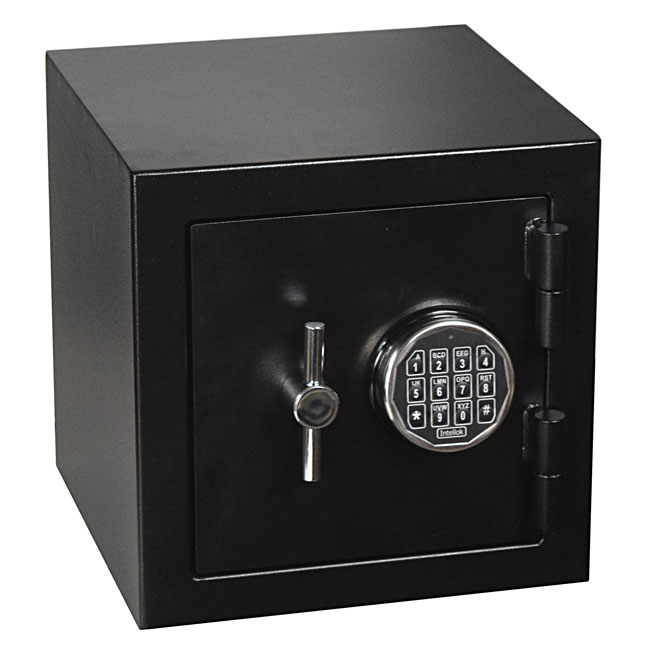 Stealth Burglary Mini Safe Electronic Lock Cash Security Storage B 1414E Part 84