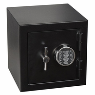 Stealth Burglary Mini Safe Electronic Lock Cash Security Storage B-1414E