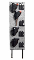 Stealth Door Panel Organizer & XL Pistol Kit