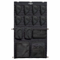 Stealth Tactical Molle Gun Safe Door Panel Organizer Large