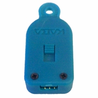 Teal Programming Key Fob for V-Line 6912-SE Narcotics Security Box