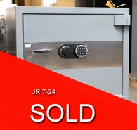 Tl-15 Jewelry Safe  W/ 90 Min Fire rating full composite, Used