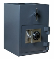 Top Rotary Drop Safes