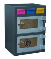 Triple Drop Safes