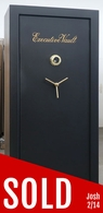 Used Cannon Executive Vault 6030 Gun Safe