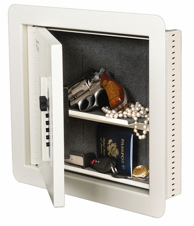 V-Line Model 41214-S Quick Vault Wall Safe