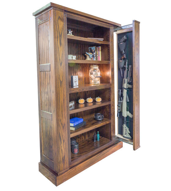 Etonnant Willa Hide Tactical Hidden Bookshelf Concealment Furniture