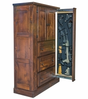 Willa-Hide Tactical Hidden Hunters Chest Concealment Furniture