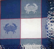 Blue Crab Tablecloth