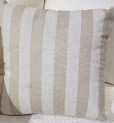 Brighton  Beach House Pillow Stripe