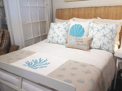 By The Sea King Bedding Set