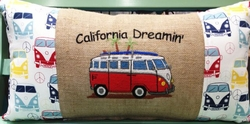 California Dreamiing Pillow