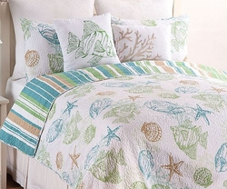 Catalina Shores Bedding Out of stock until January 30th 2017