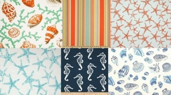 Coastal and Beach Fabric