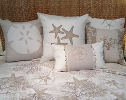 Coastal Bedding White Sand Twin Quilt
