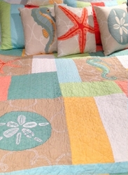 Coastal Quilt Hampton Cove Queen