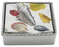 Conch Shell Napkin Holder