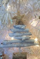 Driftwood Tree Ornament