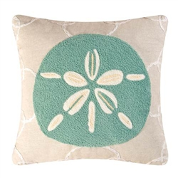Hampton Sand Dollar Pillow