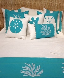 Lagoon Bedding set Queen
