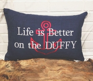 Life is better on the Duffy