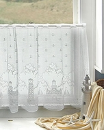 Lighthouse Curtains and Valances