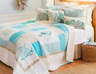 Nantucket Coastal Bedding
