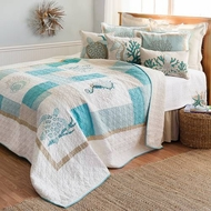 Nantucket King Quilt