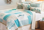 Nantucket Queen Quilt