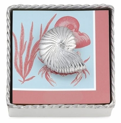 Nautilus Cocktail   Napkin Holder