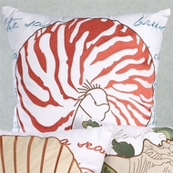 New England Nautilus Pillow