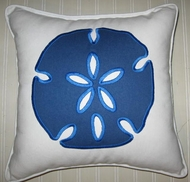 Newport  Sanddollar Pillow