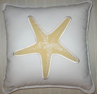 Newport  Starfish Pillow