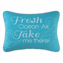 Ocean Air Pillow