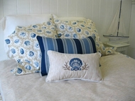 Seashell Bedding Hampton Blue 3