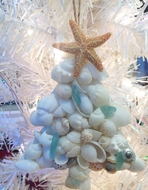 Seashell Tree Ornament