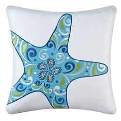 Southshore Starfish Pillow
