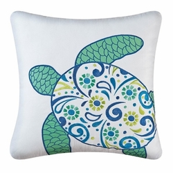 Southshore Turtle Pillow